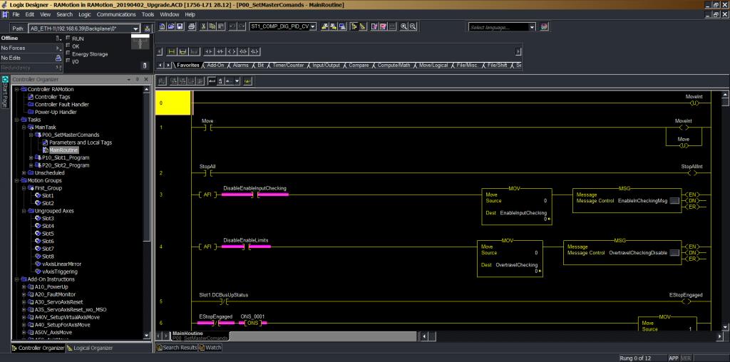 Studio 5000 Dark mode